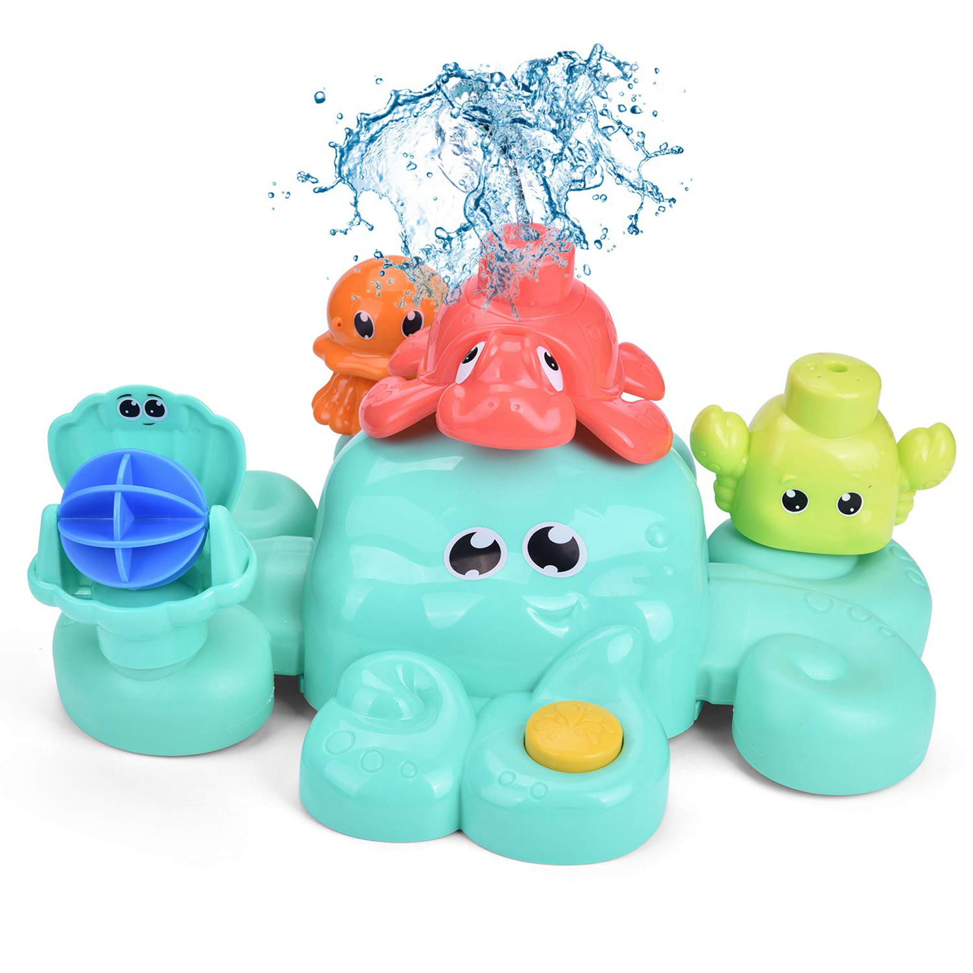 Toys Play Baby Educational Brand New Boxed Wind Up Lobster Bath