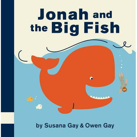Jonah and the Big Fish - Bug Eyed Fish
