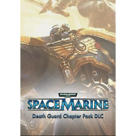 Warhammer 40,000 : Space Marine - Death Guard Chapter Pack DLC, Sega, PC, [Digital Download],