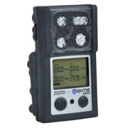 INDUSTRIAL SCIENTIFIC VTS-K5232100101 Multi-Gas Detector,4 Gas,-4 to 122F,LCD