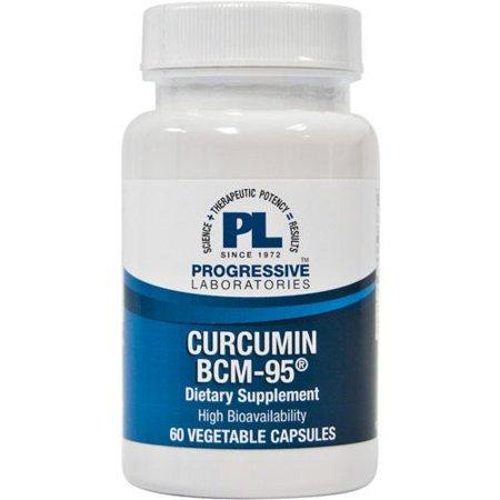 Progressive Laboratories Curcumin BCM-95 60 Veg Capsules ()
