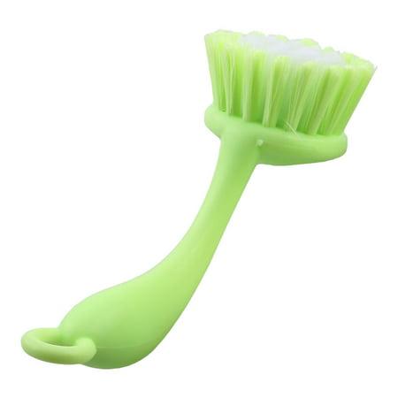 Plastique Restaurant Bo te serole Bo te serole faitout handles l cleaner brosse à récurer 3pcs - image 5 de 7