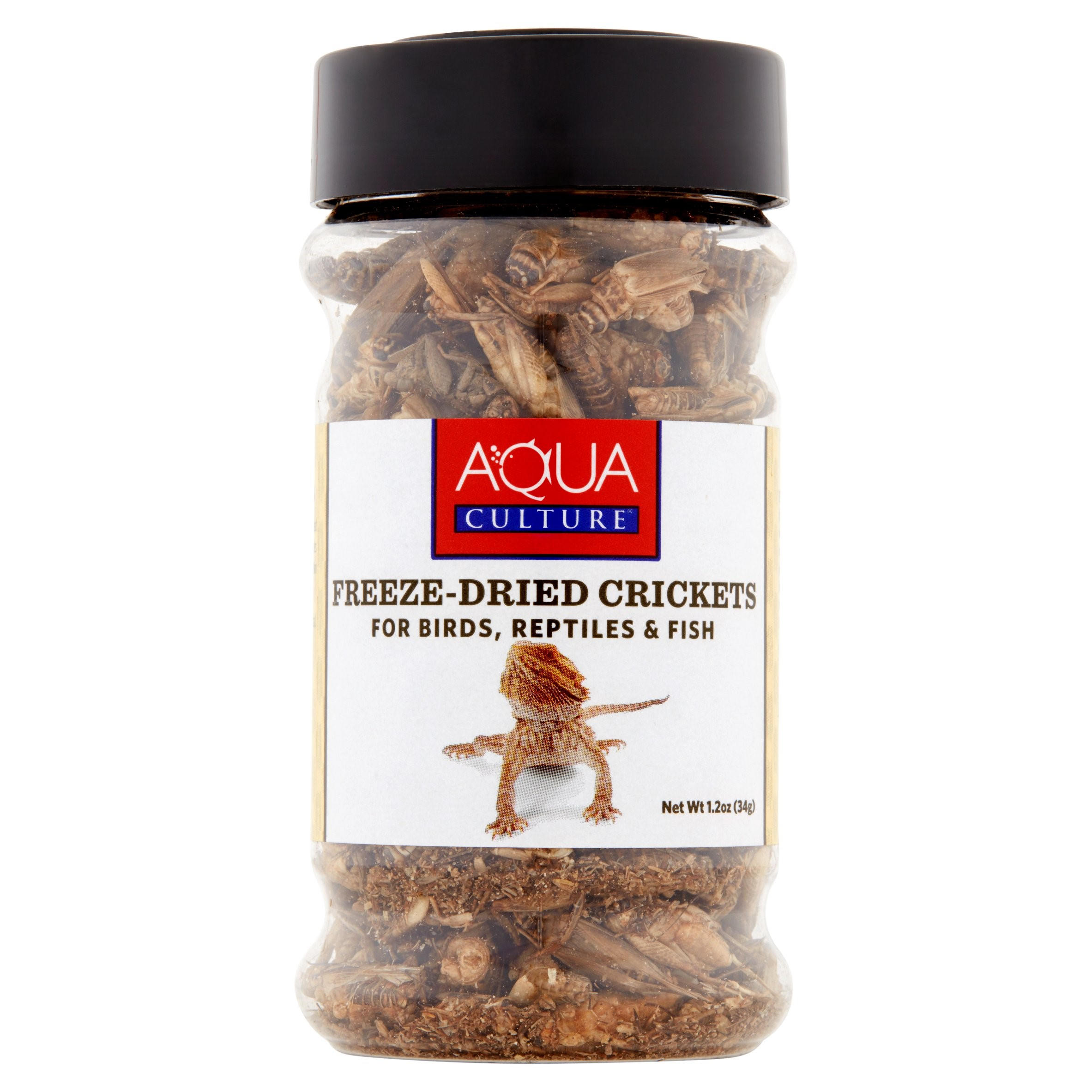 Fluker's Freeze Dried Crickets, 1.2 oz