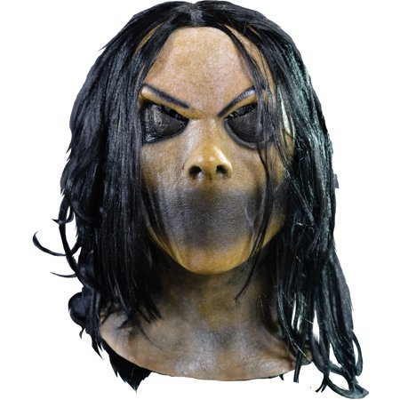 Trick or Treat Studios Sinister Mr. Boogie Full Head Mask, Beige, One-Size