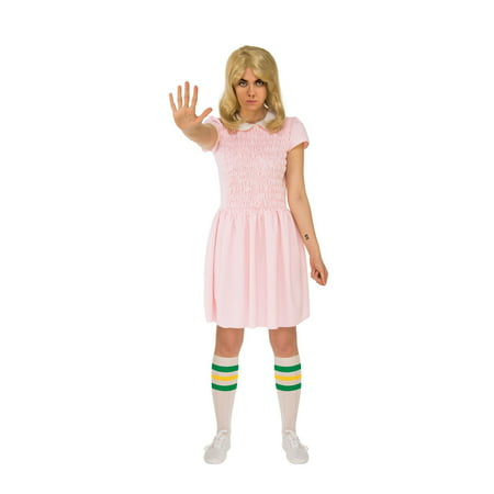 Stranger Things: Eleven Pink Dress (Halloween Short Quotes)