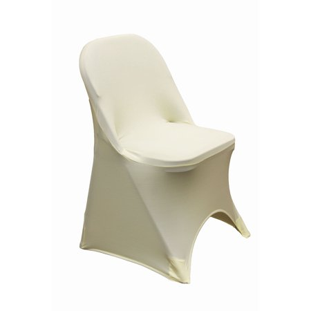 Folding Spandex Chair Cover Fits Metal Or Samsonite