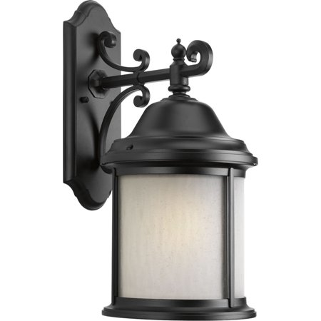 "Progress Lighting P5876-WB Ashmore 1 Light 21"" Tall Outdoor Wall Sconce with Wat"