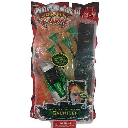 Power Rangers Jungle Fury - Green Gauntlet Hand