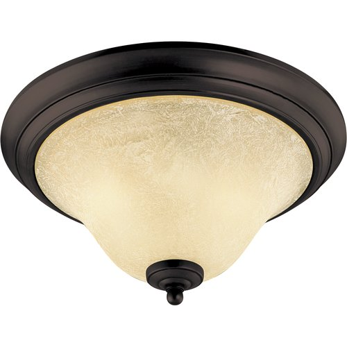 Westinghouse Lighting Elena 2 Light Flush Mount (Set of 2)