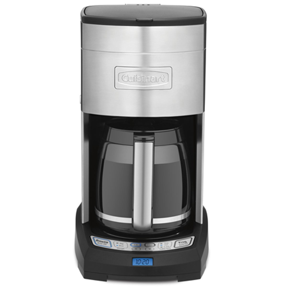 Cuisinart DCC-3650FR Extreme Brew 12-Cup Coffee Maker, Silver (Certified Refurbished)