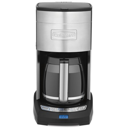 Coffee Maker Under 11 Inches Tall : Cuisinart DCC-3650FR Extreme Brew 12-Cup Coffee Maker, Silver (Certified Refurbished) - Walmart.com