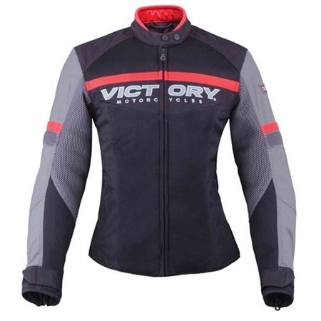Victory Motorcycle New OEM Women's Skyline Mesh Riding Jacket, Small,