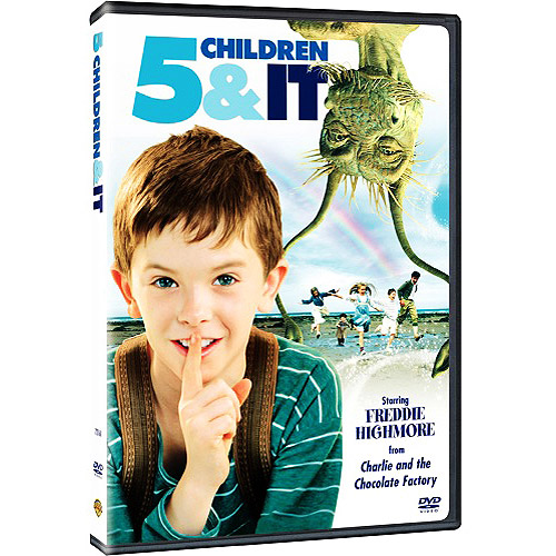 5 Children And It [dvd 2 Sided ws p&s 4:3 Trans eng-fr-sp Sub]-nla (Warner Home Video) by WARNER HOME VIDEO