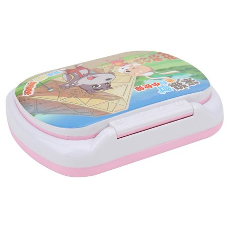Kritne Educational Computer Toy, Computer Machines Kids Toy Multi-functional Laptop Tablet Learning Educational Game