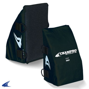 Baseball Catcher Knee Relievers- Youth Royal
