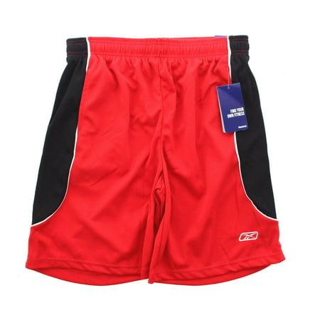 (Reebok Two-toned Athletic Performance Mesh Shorts)