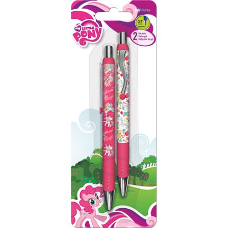 Gel Pen - My Little Pony - 2pk New Toys Gifts Stationery iw0050
