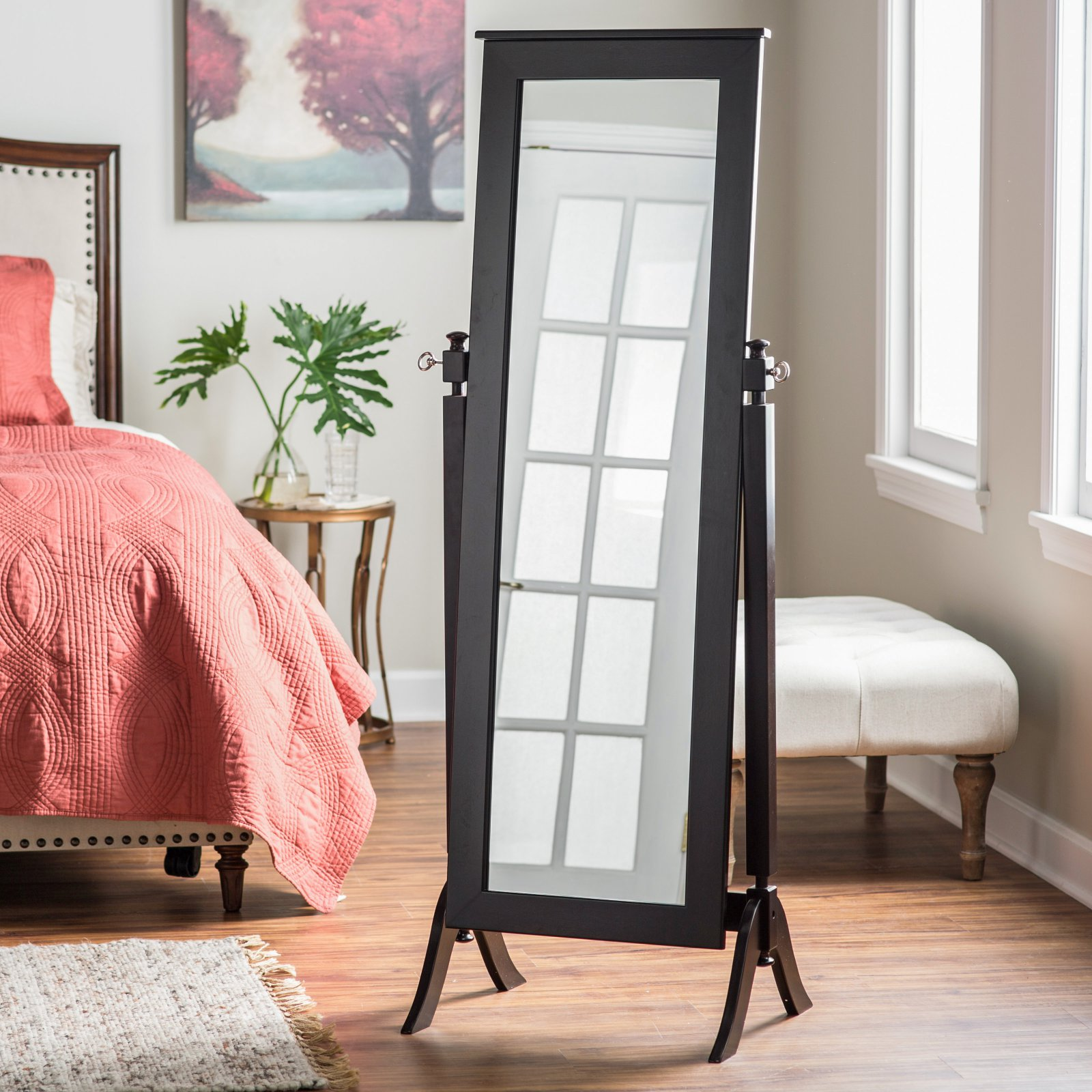Belham Living Traditional Cheval Mirror by East West Basics (HK) Ltd