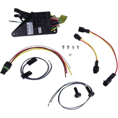 Power Gear Kwikee 379606 Black Control Box for Automatic Electric RV Steps