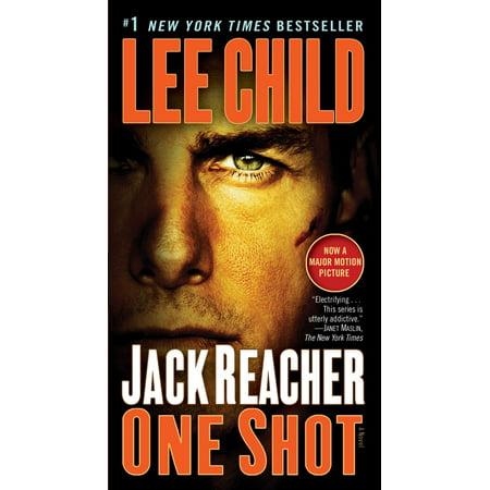 Jack Reacher: One Shot (Movie Tie-in Edition) : A - Halloween Movie Novels