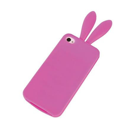 - Fun Express - Rabbit Silicone Iphone 4 Phone Case - Apparel Accessories - Accessories - Misc Accessories - 1 Piece