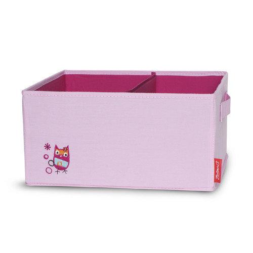 Zutano Owls Toy Storage Bin