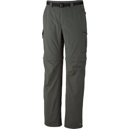 Silver Ridge Omni-Wick Convertible Zip Pants - Gravel Run Omni Tech Pant