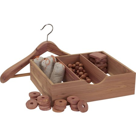 Cedar Fresh Cedar Closet Accessory Set Expanded ()