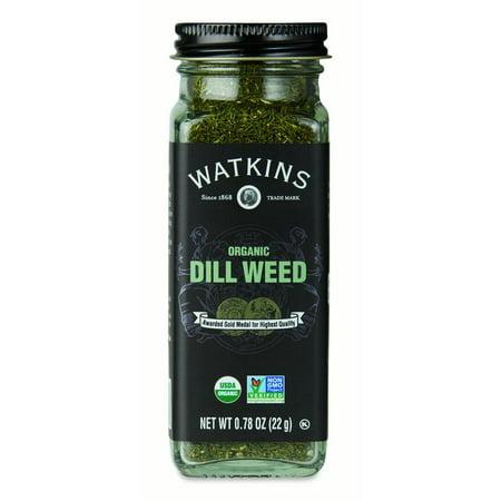 Watkins Organic Dill Weed, 0.78 oz.
