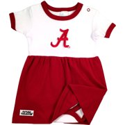 Alabama Crimson Tide Baby Onesie Dress