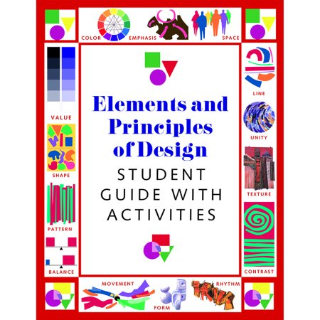 Elements and Principles of Design : Student Guide with (Principles Of Guided Missile Design October Sky)