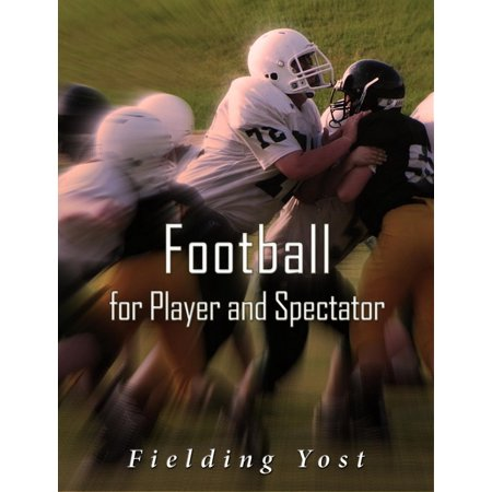 Football for Player and Spectator - eBook - Inflatable Football Player