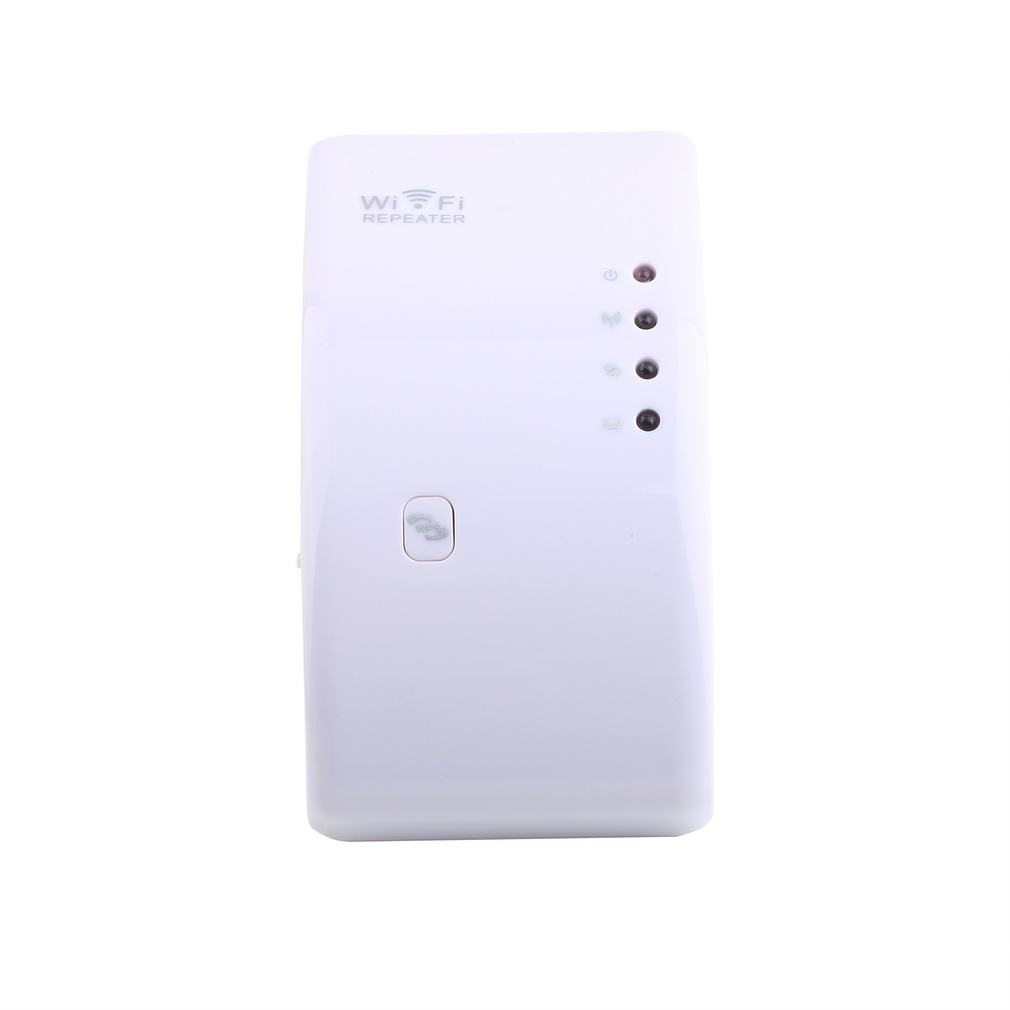 2017 Updated 300Mbps Wireless N 802.11 AP Wifi Range Router Repeater Extender Booster Networking