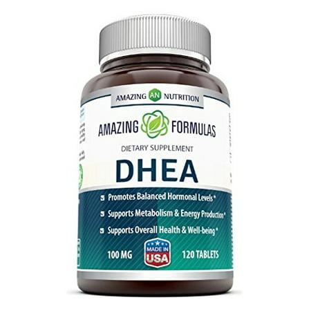 Amazing Formulas Supplément DHEA
