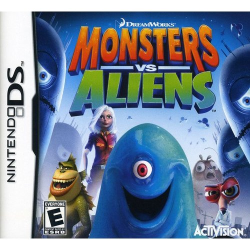 Monsters vs. Aliens (DS)