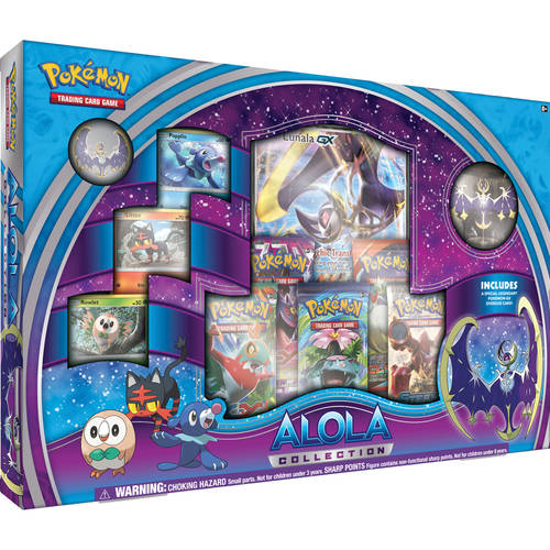 Pokemon Alola Collection Box by Pokemon