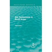 Key Settlements in Rural Areas (Routledge Revivals) - eBook