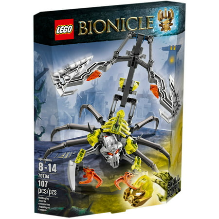 LEGO Bionicle Skull Scorpio, -