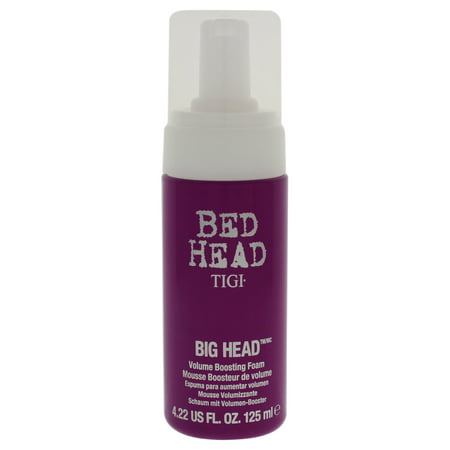 Bug Head - TIGI Bed Head Big Head Volume Boosting Foam - 4.22 oz Mousse