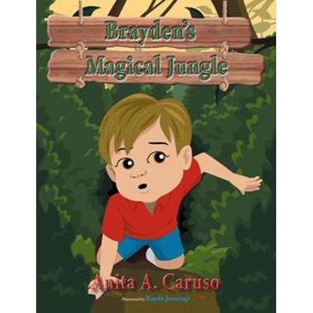 Brayden's Magical Jungle - - Magical Jungle