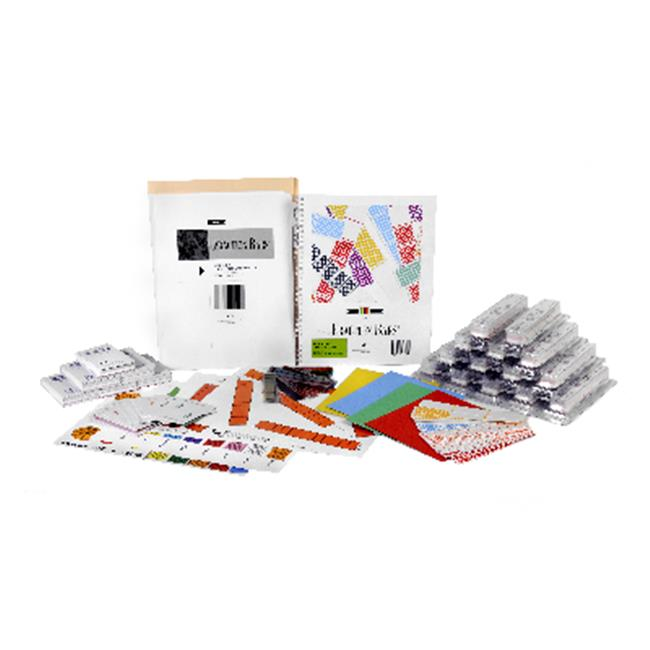 American Educational Products SR-0835 Fraction Bars Classroom Center Grades 3-4
