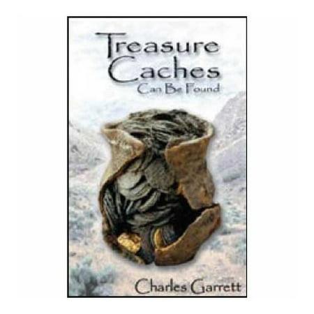 Treasure Caches Can Be Found Multi-Colored