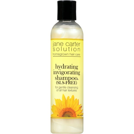 Jane Carter Solution Hydrating Invigorating (SLS-Free) Shampoo® 8 fl. oz. Squeeze Bottle