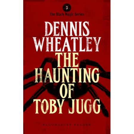 The Haunting of Toby Jugg - eBook