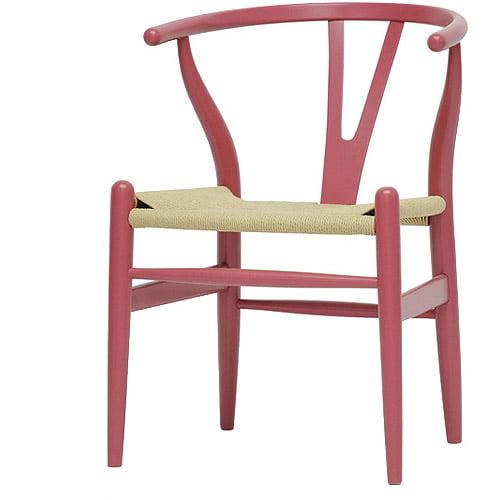 Baxton Studio Wishbone Wood Chair, Multiple Colors