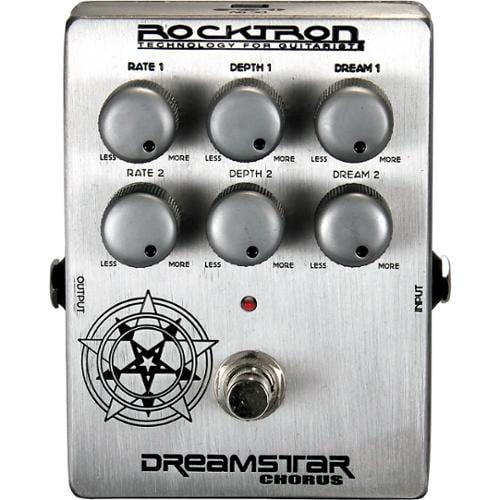 Rocktron Dreamstar Chorus Guitar Effects Pedal by Rocktron