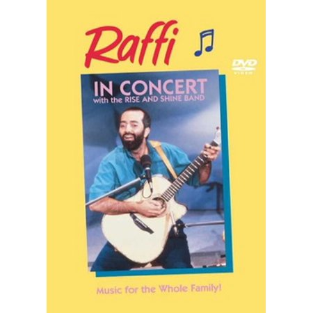 Raffi in Concert With the Rise and Shine Band (DVD)