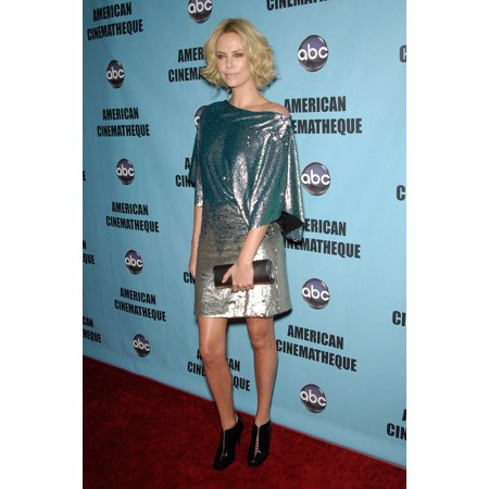 Charlize Theron In Attendance For 24Th American Cinematheque Award Gala Beverly Hilton Hotel Beverly Hills Ca March 27 2010 Photo By Michael GermanaEverett Collection Celebrity