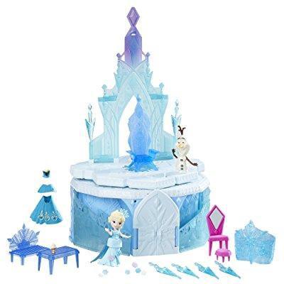 disney frozen little kingdom elsa's magical rising castle](Frozen Magical)