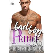 Bad Boy Prince - eBook